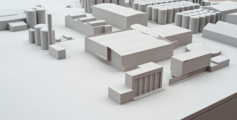 maqueta arquitectónica 1