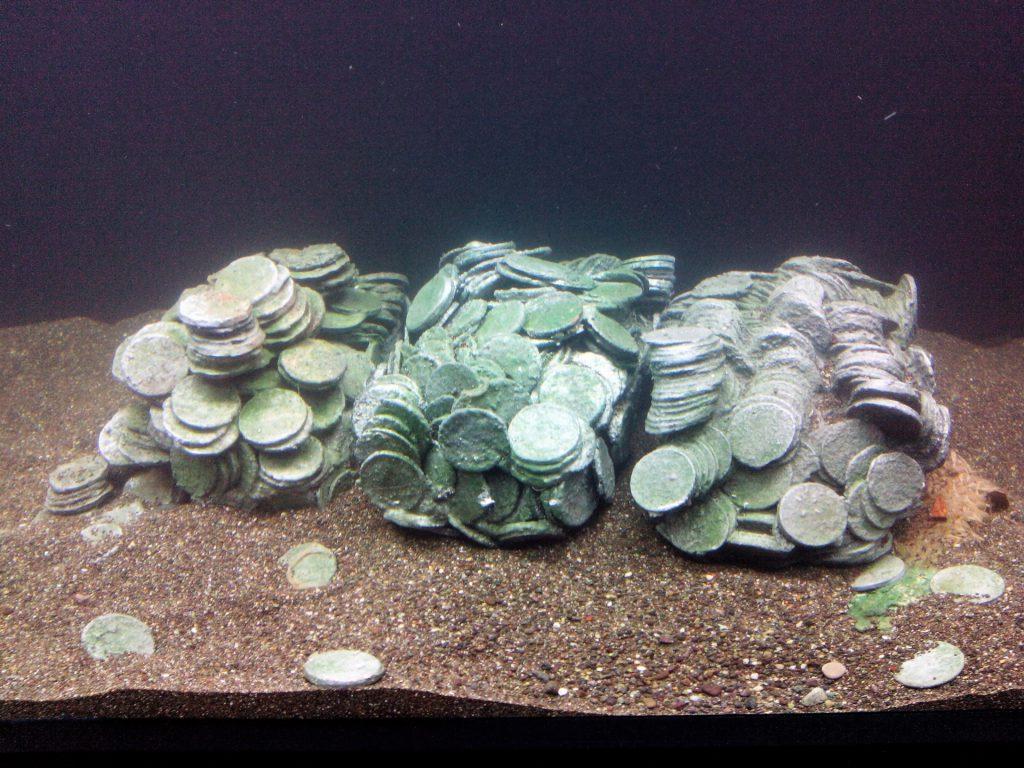 Réplica Monedas antiguas 3
