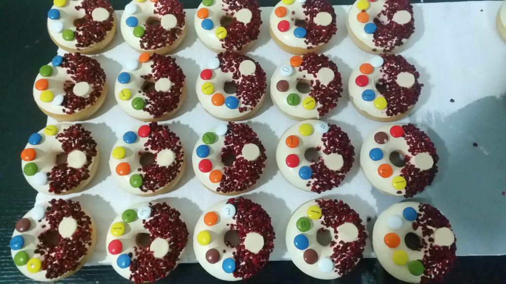 Réplica donuts 2