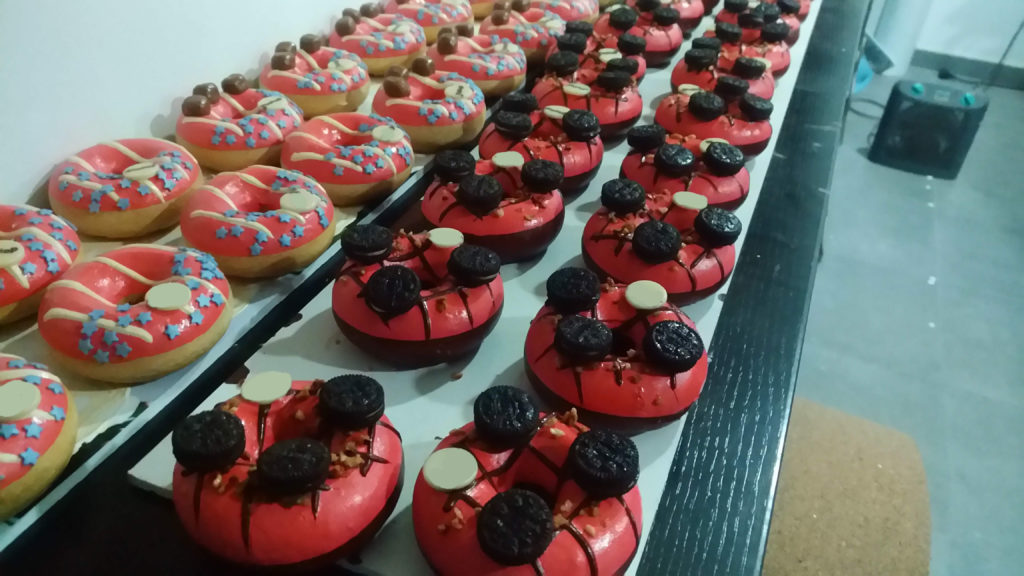 Réplica donuts 3