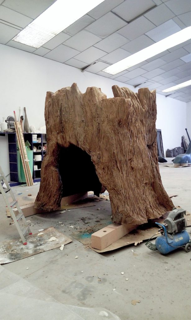 Escenografía árbol 3