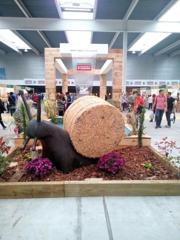 Escultura caracol 2