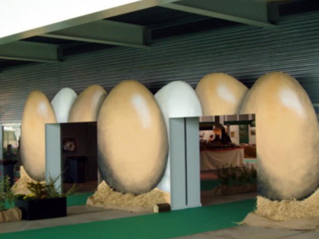 decoración entrada