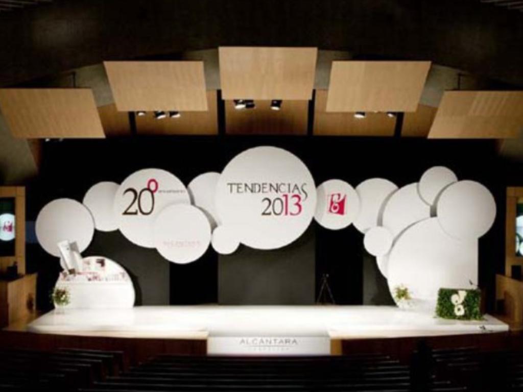 decoración escenario